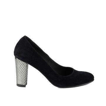 pantofi piele naturala, pantofi cu toc, pantofi clasici dama, incaltaminte doamne