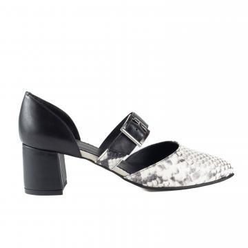 pantofi piele dama, pantofi dama stiletto