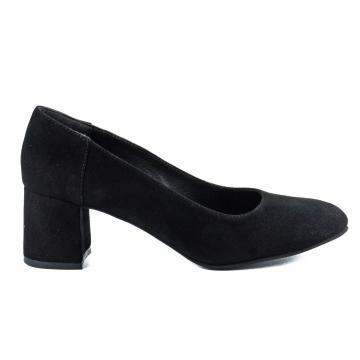 pantofi pumps piele naturala, incaltaminte piele naturala, incaltaminte dama, pantofi cu toc, pantofi piele la comanda, pantofi negri la comanda, pantofi negri pe comanda, atelier pantofi dama, pantofi unicat, pantofi piele intoarsa, pantofi cu toc mic, pantofi cu toc patrat, pantofi cu toc mediu