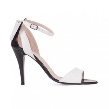 sandale cu toc, sandale cu toc inalt, sandale piele, sandale piele naturala, sandale la comanda, sandale dama, sandale cu fundita,