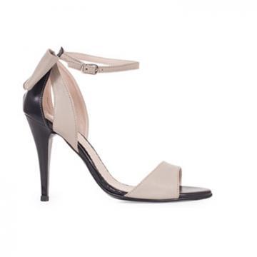 sandale elegante, sandale cu toc, sandale piele, sandale piele naturala, sandale la comanda, sandale dama, sandale bej