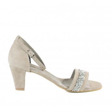 sandale elegante, sandale cu toc, sandale piele, sandale piele naturala, sandale la comanda, sandale dama, sandale bej, sandale nunta, sandale mireasa,