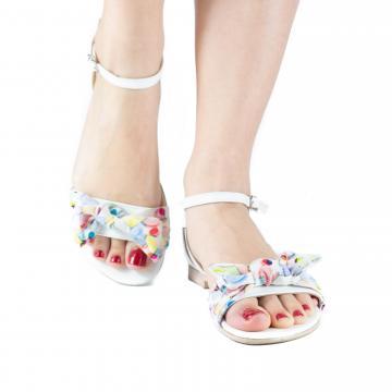 sandale flat, sandale talpa joasa, sandale piele, sandale piele naturala, sandale la comanda, sandale dama, sandale cu fundita, sandale colorate
