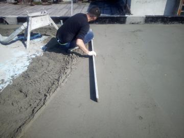 realizam termizolatii terase