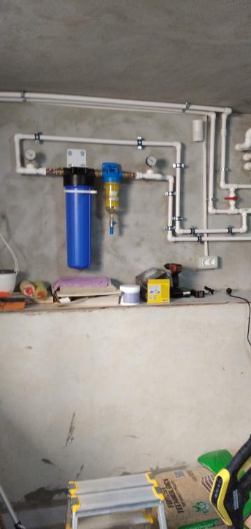 montaj filtre dedurizatoare apa constanta