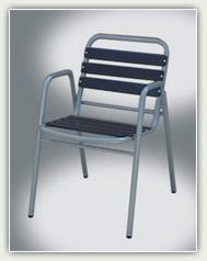 scaune metalice terasa, reduceri scaune metalice