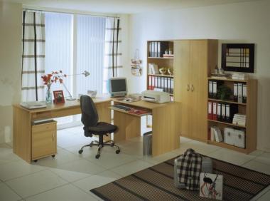 set complet birou, preturi mobilier birou