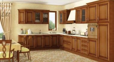 dimensiuni mobilier bucatarie, mobila lemn masiv