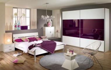 modele dormitoare, culori mobilier camera