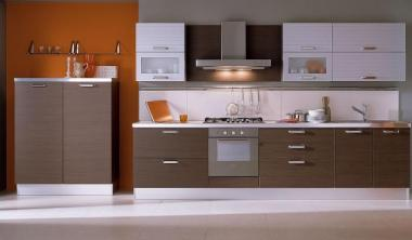mobila bucatarie moderna, bucatarie mobila comanda