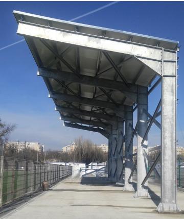 productie tribune de fotbal, preturi tribuna stadion Ghencea
