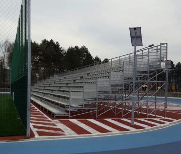 tribuna metalica stadion, pret tribuna stadion