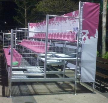 vanzare tribune stadion, preturi tribune de stadioane metalice