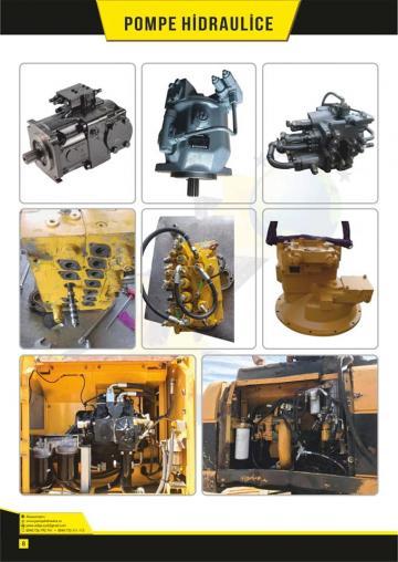 Pompe hidraulice Caterpillar, pompe hidraulice Cat ieftin, pompe hidraulice Caterpillar livrare rapida, pompe hidraulice Cat Ilfov, pompe hidraulice Cat Bucuresti, pompe hidraulice Cat Arad