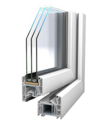 Tamplarie PVC gama SOFTLINE 76MD