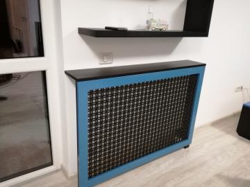 masca radiator, cache radiator, masca calorider, mobila living masca calorifer