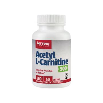 Acetyl L-Carnitine 500mg  60 cps Vegetale
