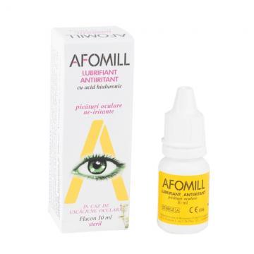 Afomill Lubrifiant Antiiritant 10 ml