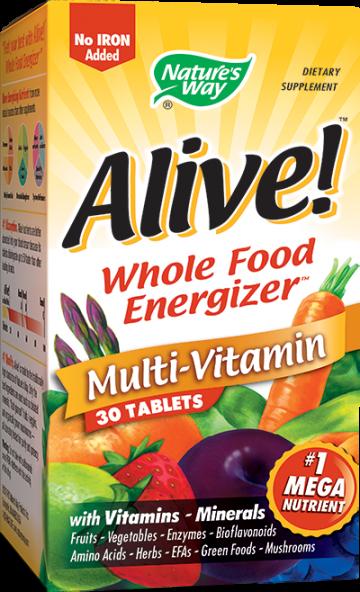 Alive!™ (fara fier adaugat)