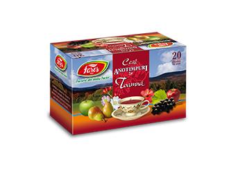 Anotimpuri – Ceai de toamnă, la plic