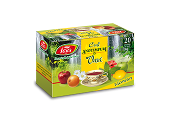 Anotimpuri – Ceai de vară, la plic