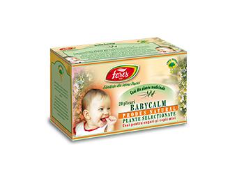 Ceai Babycalm 20 plicuri