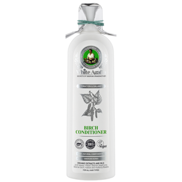 Balsam hidratare si echilibru cu extract de mesteacan