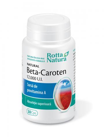 Beta-Caroten 12000UI  30cps