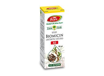 Biomicin Solutie A2 10 ml