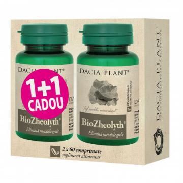 """Biozheolyth comprimate """"1+1 CADOU"""""""