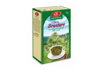 Brusture, rădăcină, P132,  ceai la pungă