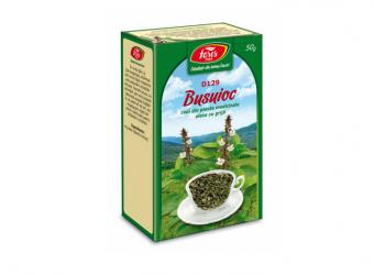 Busuioc, iarbă, D129, ceai la pungă