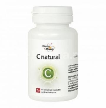 C Natural 60 cpr masticabile