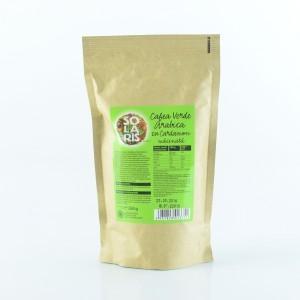 Cafea verde arabica macinata cu cardamon Solaris