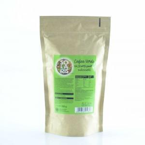Cafea Verde Arabica macinata cu Scortisoara