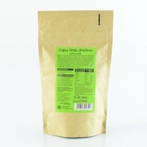 Cafea Verde Arabica macinata Solaris