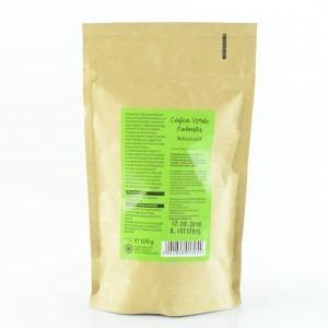 Cafea Verde Robusta macinata Solaris