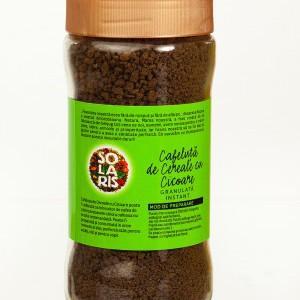 Cafeluta de cereale si cicoare borcan solaris