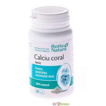 Calciu Coral Ionic 30 cps
