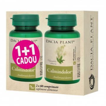"""Calmindolor comprimate """"1+1 CADOU"""""""