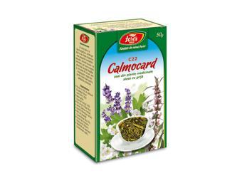 Ceai Calmocard (calmant cardiac), C22 50 gr