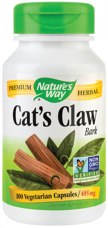 Cat s Claw 485mg   100cps Vegetale