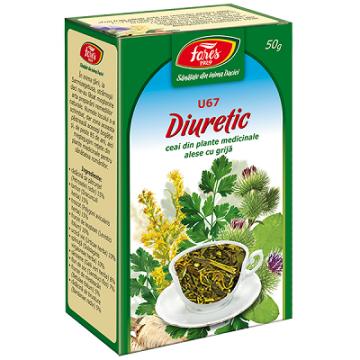 Ceai Diuretic , 50 gr.