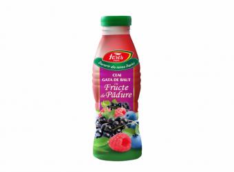 Ceai GATA DE BĂUT cu fructe de pădure, 450 ml