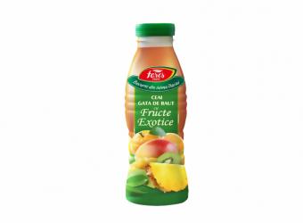 Ceai GATA DE BĂUT cu fructe exotice, 450 ml