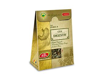 Ceaiul D (ceai digestiv) D41  50 gr