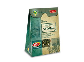 Ceaiul U – ceai pentru stomac, D42, ceai la pungă (rețetă originală Andrei Farago)