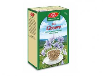 Cicoare, iarbă, D61, ceai la pungă