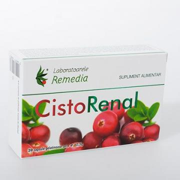 Cistorenal 20 cps