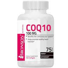 CO Q10  100mg   60cps